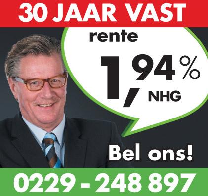 Hypotheekadvies Hoorn